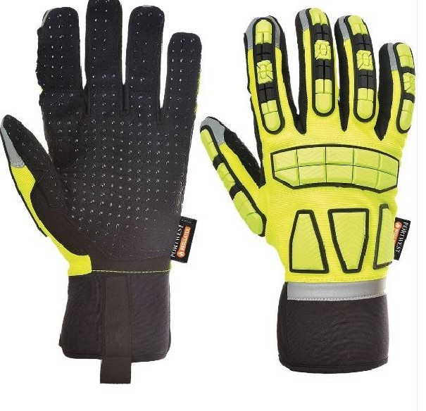 SAFETY IMPACT GLOVE UNLINED - A724