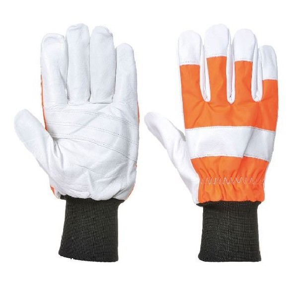 Lavable OAK CHAINSAW PROTECTIVE GLOVE (CLASS 0) - A290