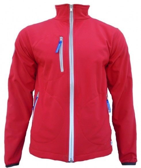 softshell CROCE ROSSA antivento/impermeabile