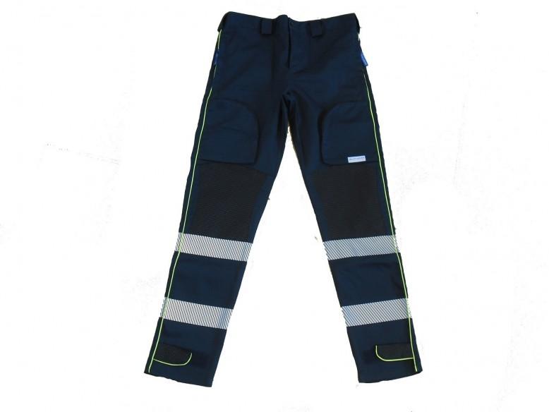 618 DINAMIK NAVY elastic pants