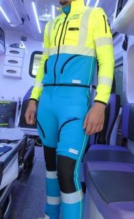 DINAMIK MIS. QUALITY uniforme DE RESCATE - AMBULANCIA
