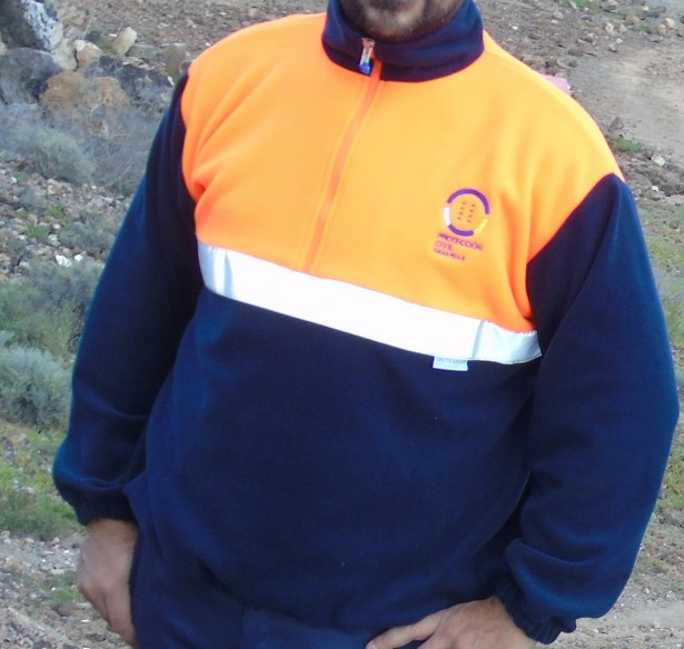 491 FLEECE CIVIL PROTECTION