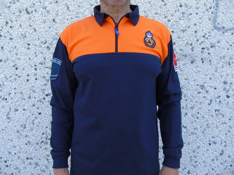501 m/l POLO CIVIL PROTECTION