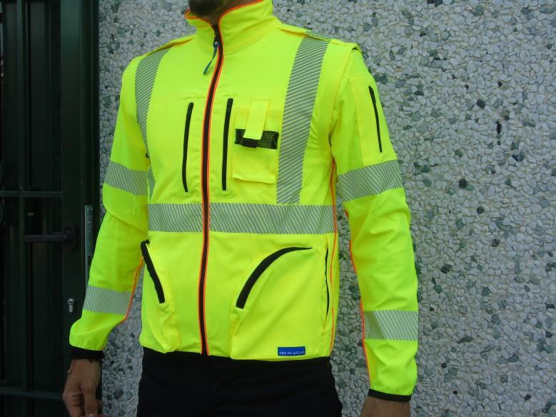 308 jacket RESCUE - AMBULANCE