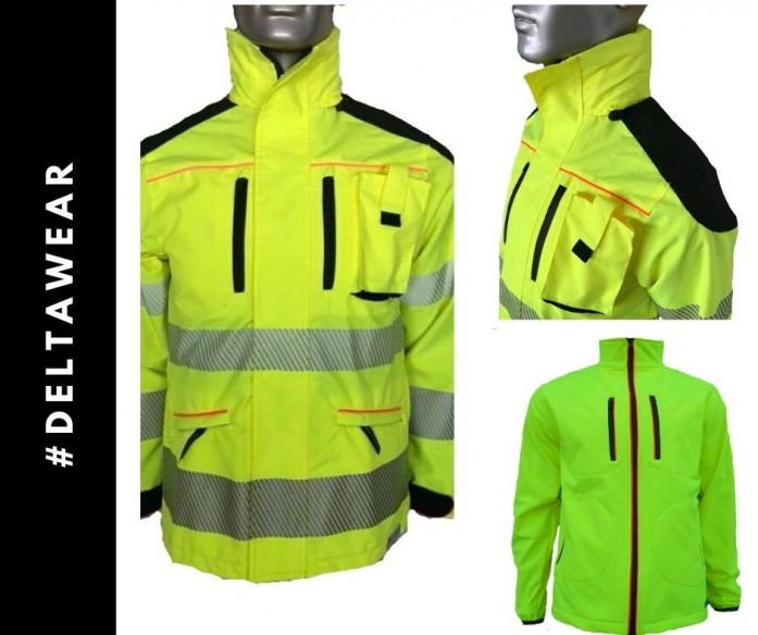 108Y dinamiK - PARKA 4 USE - RESCUE JACKET - AMBULANCE