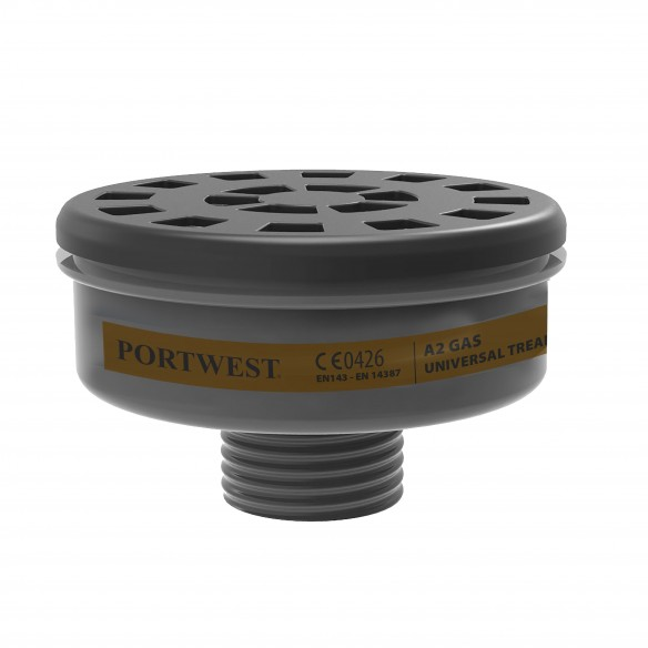 A2 GAS FILTER UNIVERSAL TREAD - P906