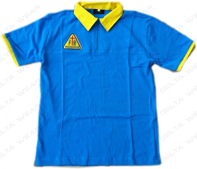 500 slim M/M POLO SHORT SLEEVES - AMBULANCE