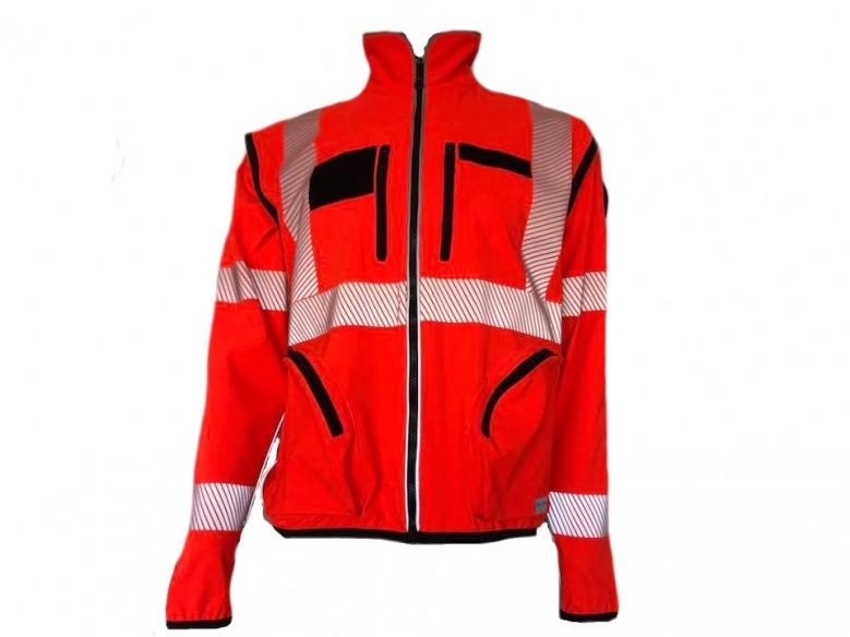 DINAMIK SILVER BASIC jacket elasticizzed