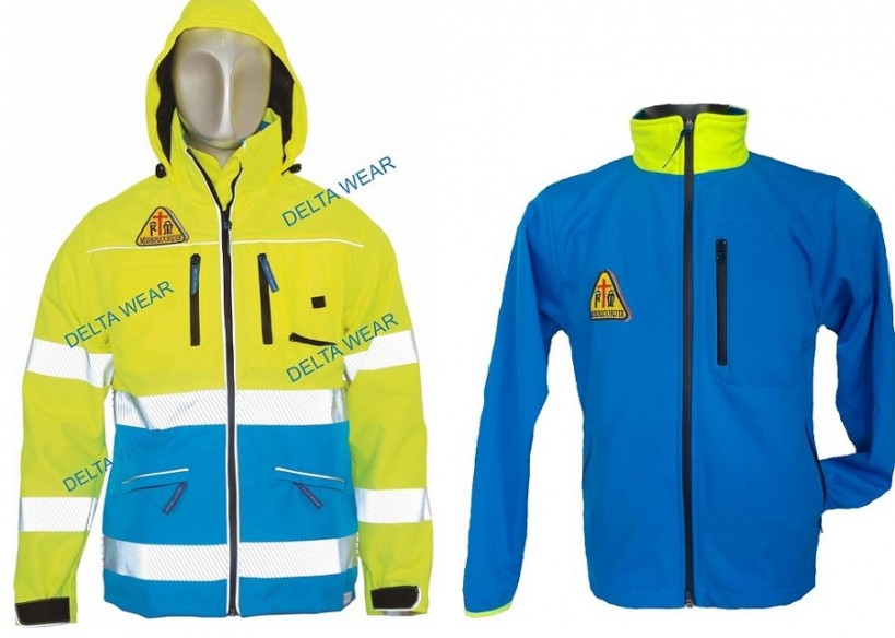 104 slim  RESCUE JACKET 3 USE - ambulance