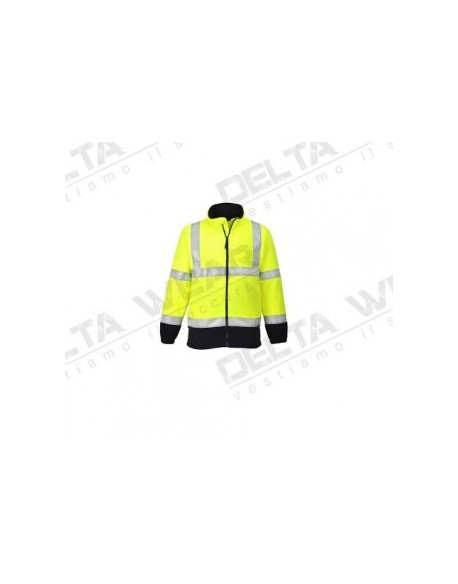 FLAME RESISTANT ANTI-STATIC HI-VIS FLEECE - FR31
