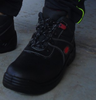 SAFETY SHOES  S3 - COD. TERRA