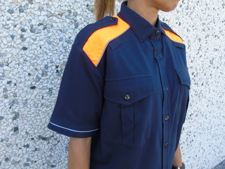 201PC POLO/SHIRT CIVIL PROTECTION