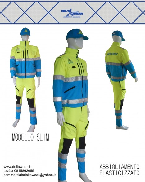 uniforme en oferta outlet dinamik 2014/2015