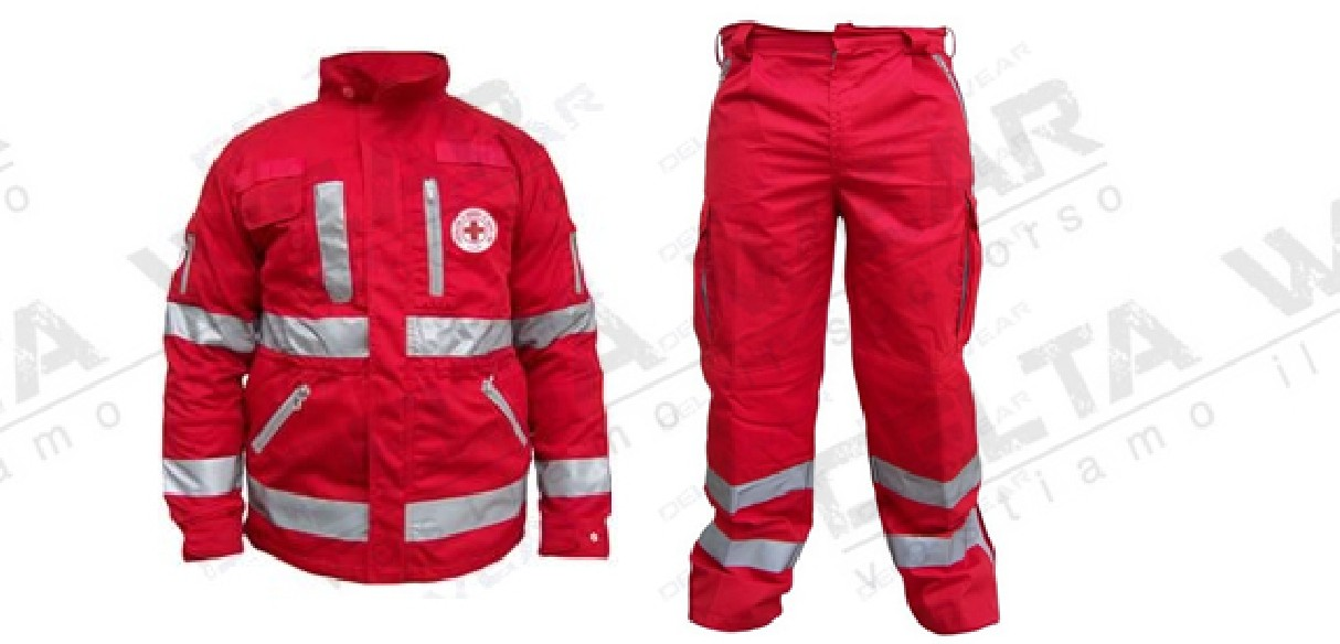 UNIFORME CRUZ ROJA Art 304/10 + 608/10