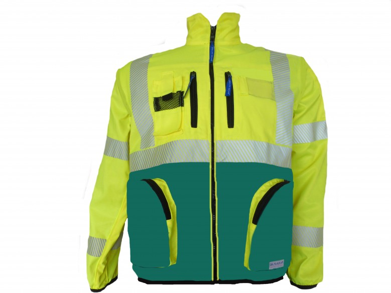 DINAMIC RESCUE - JACKET  ambulance