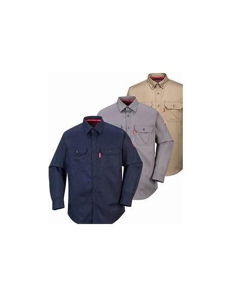FR89 - Bizflame 88/12 FR Shirt