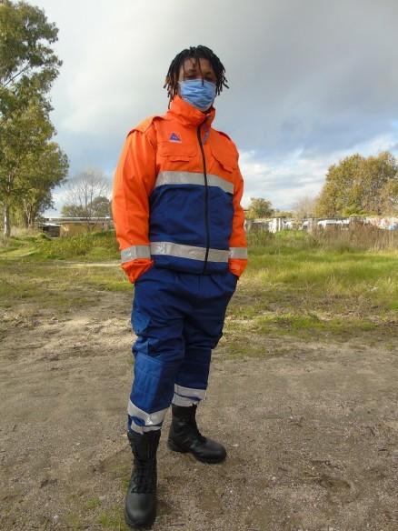 302+606  UNIFORM civil protection