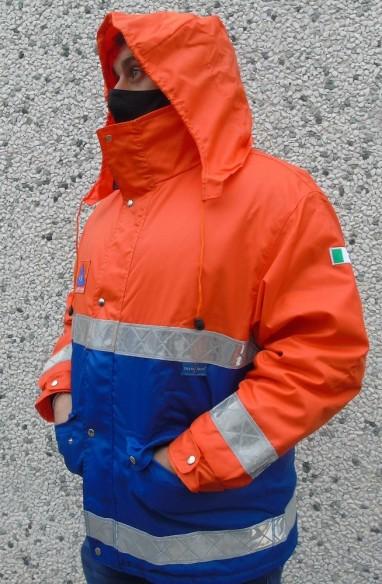 103 giaccone misericordia protezione civile