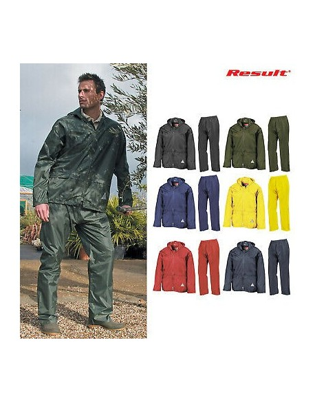 30 uniforme impermeable