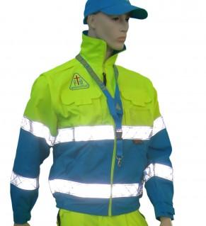 303 JACKET rescue - ambulance