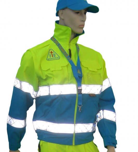 303 cazadora de rescate - ambulancias