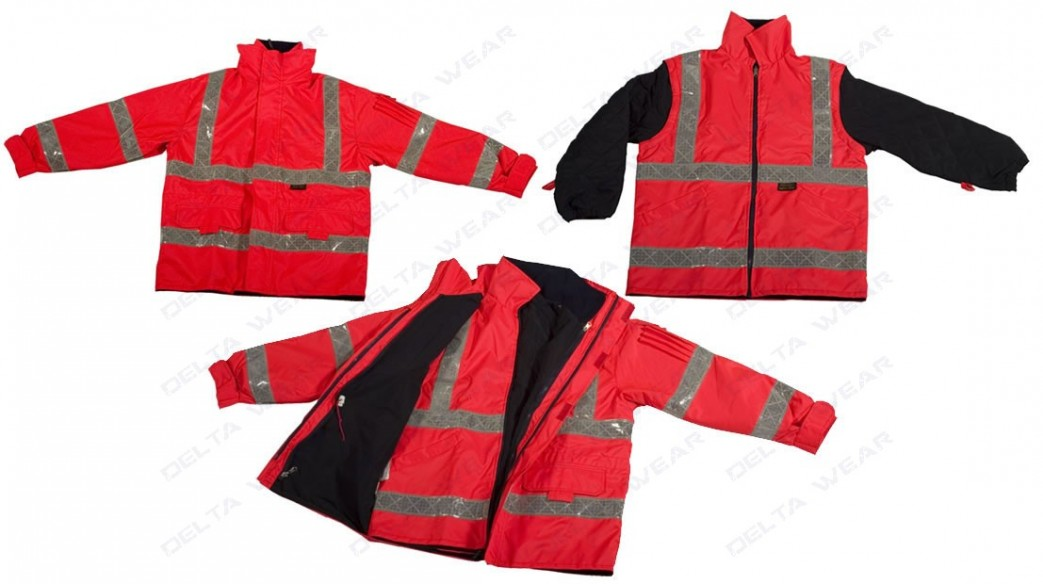 108 dinamiK - PARKA 4 USE - AMBULANCE JACKET - RESCUE