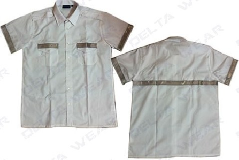 201B M/M RESCUE SHIRT - AMBULANCE