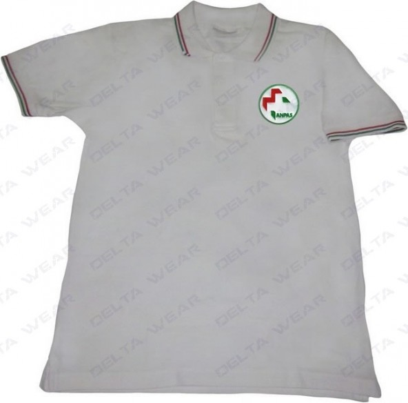 508T M/M POLO SHORT SLEEVES - AMBULANCE