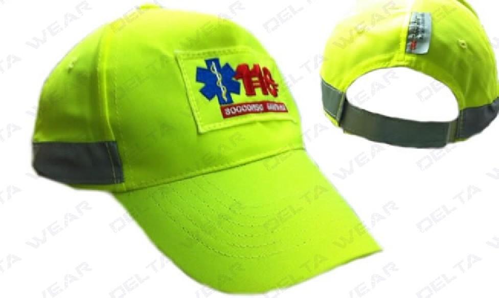 901G HV/118 cappello da soccorritore IMPERMEABILE