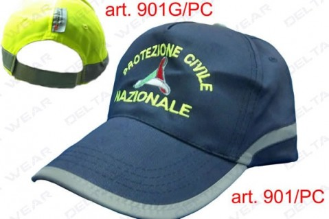 901 cappello protezione civile impermeabile