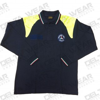 505 G M/L CAMISETA POLO MANGA LARGA