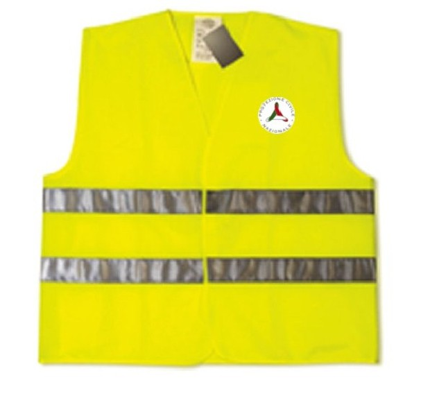 405/G HIGH VISIBILITY VEST - RESCUE