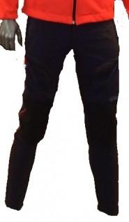 618 DINAMIK NAVY - pantalones basico elasticizado