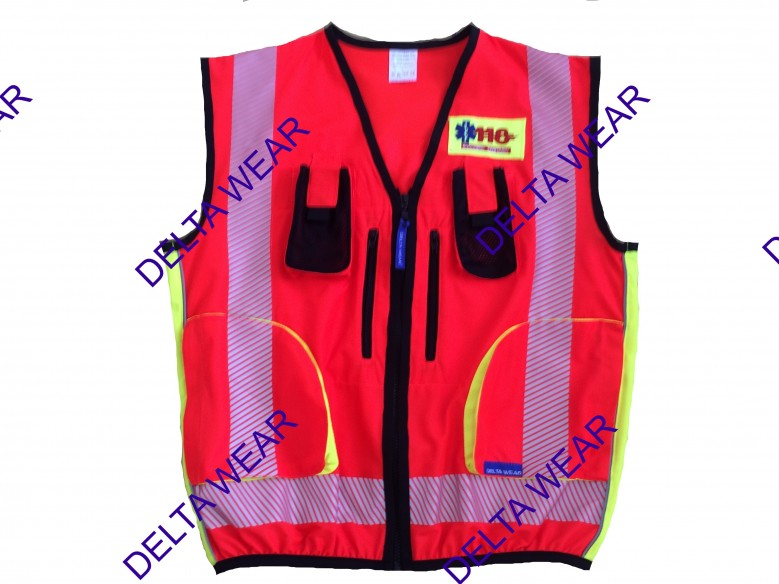 GLT-118 RESCUE VEST - AMBULANCE