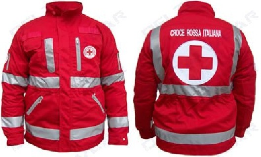 RED CROSS JACKET Art 304/10