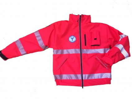 BOMBER SILVER jacket