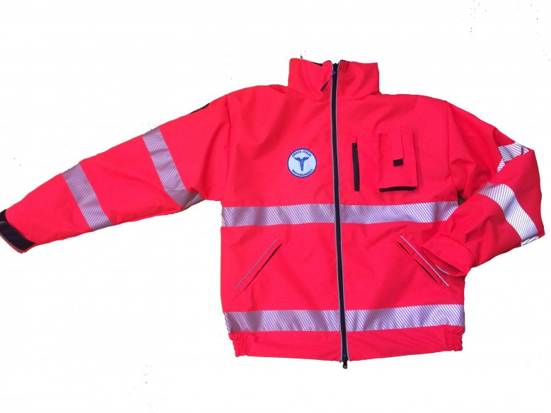 BOMBER SILVER chaqueta