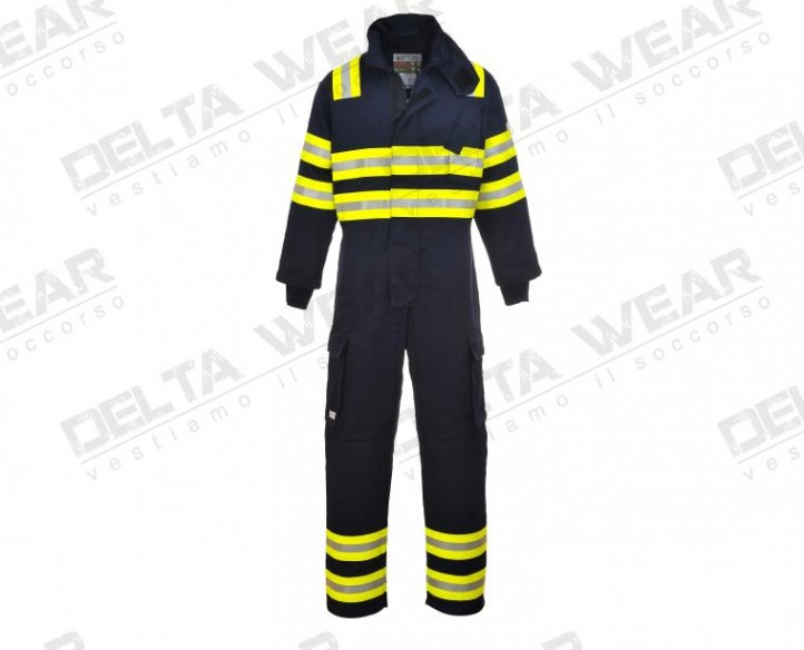 WILDLAND FIRE COVERALL - FR98