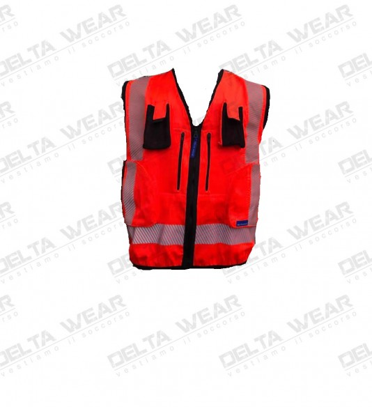 GLT-R RESCUE VEST - AMBULANCE
