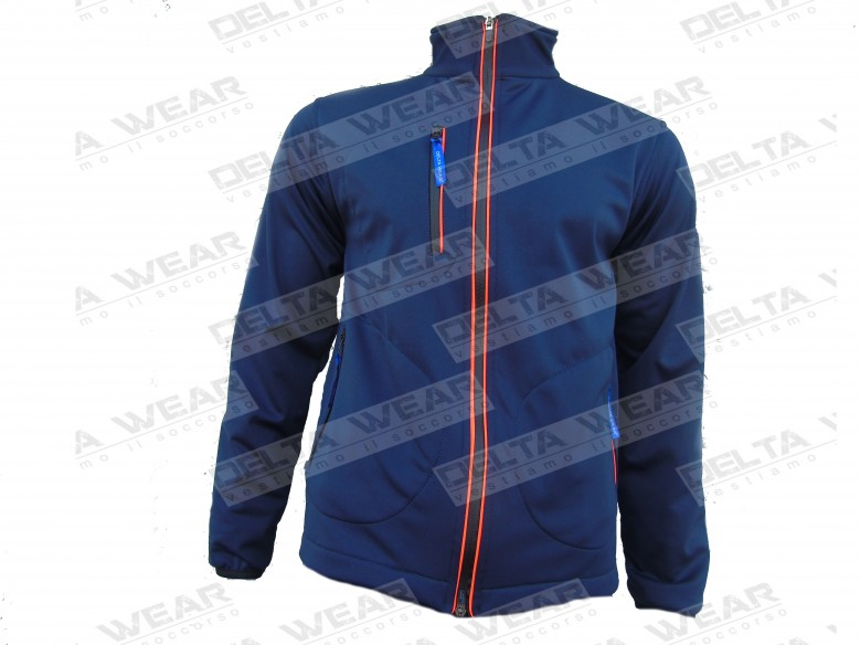 softshell 112 -  JACKET WINDPROOF/WATERPROOF - EMERGENCY RESCUE