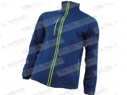 softshell p.c. JACKET WINDPROOF/WATERPROOF - EMERGENCY RESCUE