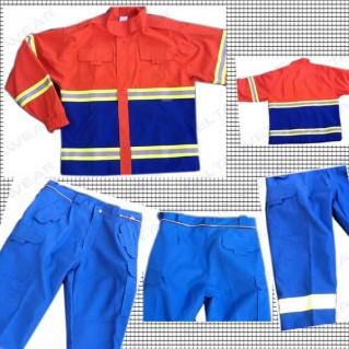 2030A/R fireproof suit