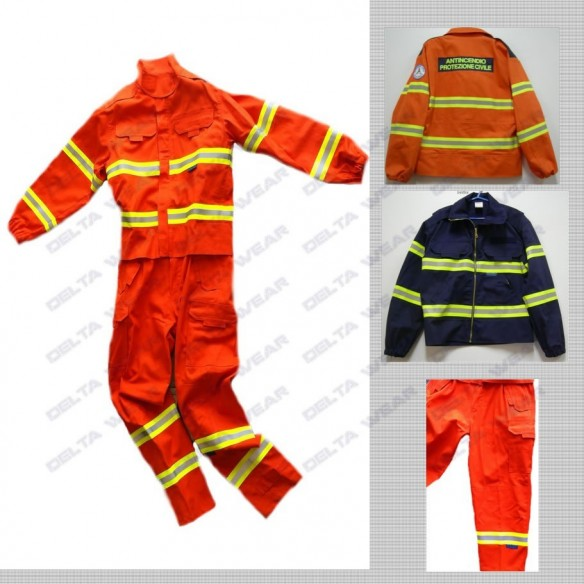 2030A fireproof suit