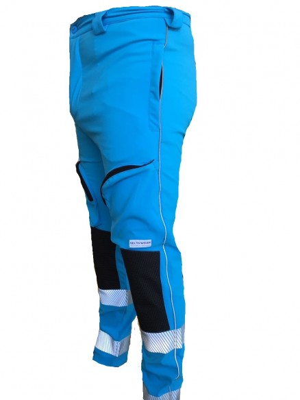 605 SILVER pantalone SOCCORSO AMBULANZA