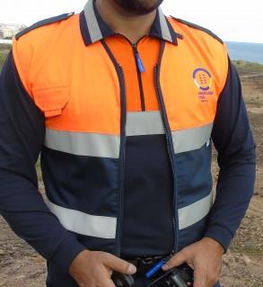 402 CHALECO proteccion civil Canarias