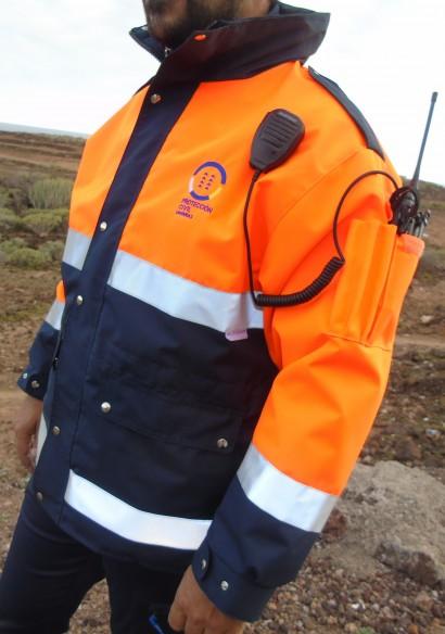 103S  chaqueton de proteccion civil - 4 usos