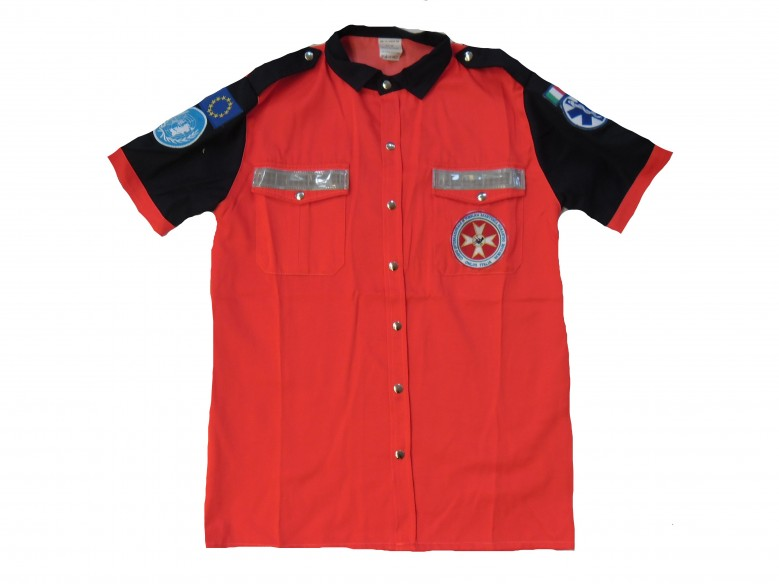 AMBULANCE SHIRT 201 R.B. M/M