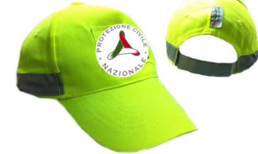 901A P.C. cappello protezione civile IMPERMEABILE