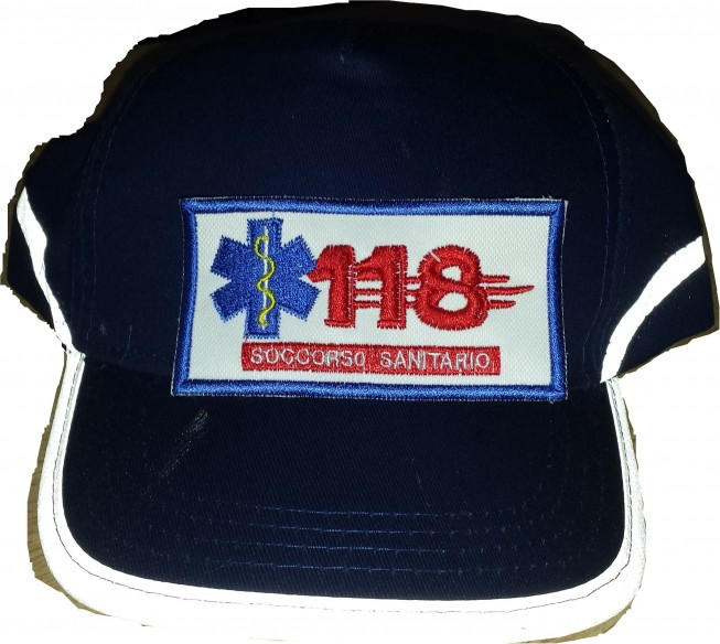 901 ambulancier 1112 cap