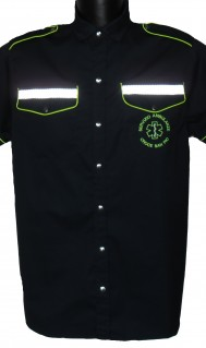 201BL M/L SHIRT RESCUE AMBULANCE